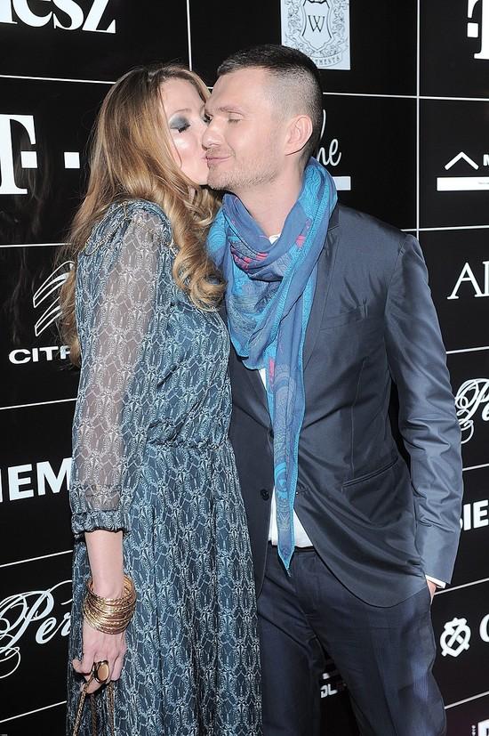 Kate Rozz lansuje się na pokazie Macieja Zienia (FOTO)
