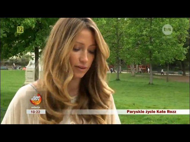 Kate Rozz opowiedziała, jak wygląda jej codzienność