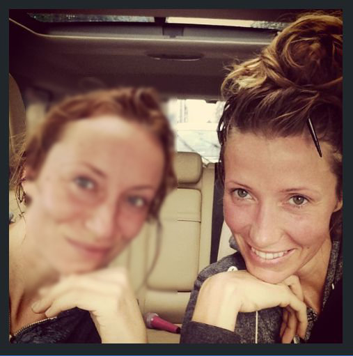 Kate Rozz pochwaliła się zdjęciem bez makijażu (FOTO)