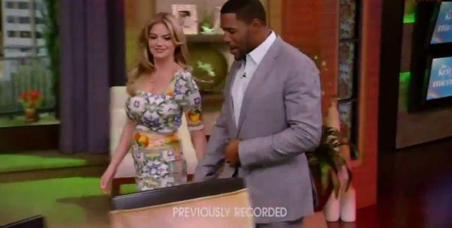 Kate Upton jest w ciąży!? (VIDEO)