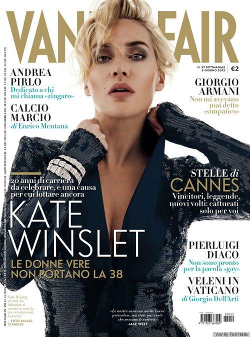 Kate Winslet - im starsza, tym ma lepszy styl (FOTO)