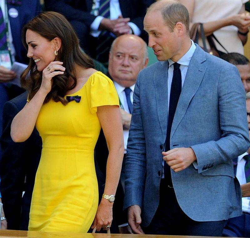 Księżna Kate dostała od Williama PIĘKNY prezent z okazji narodzin Louisa