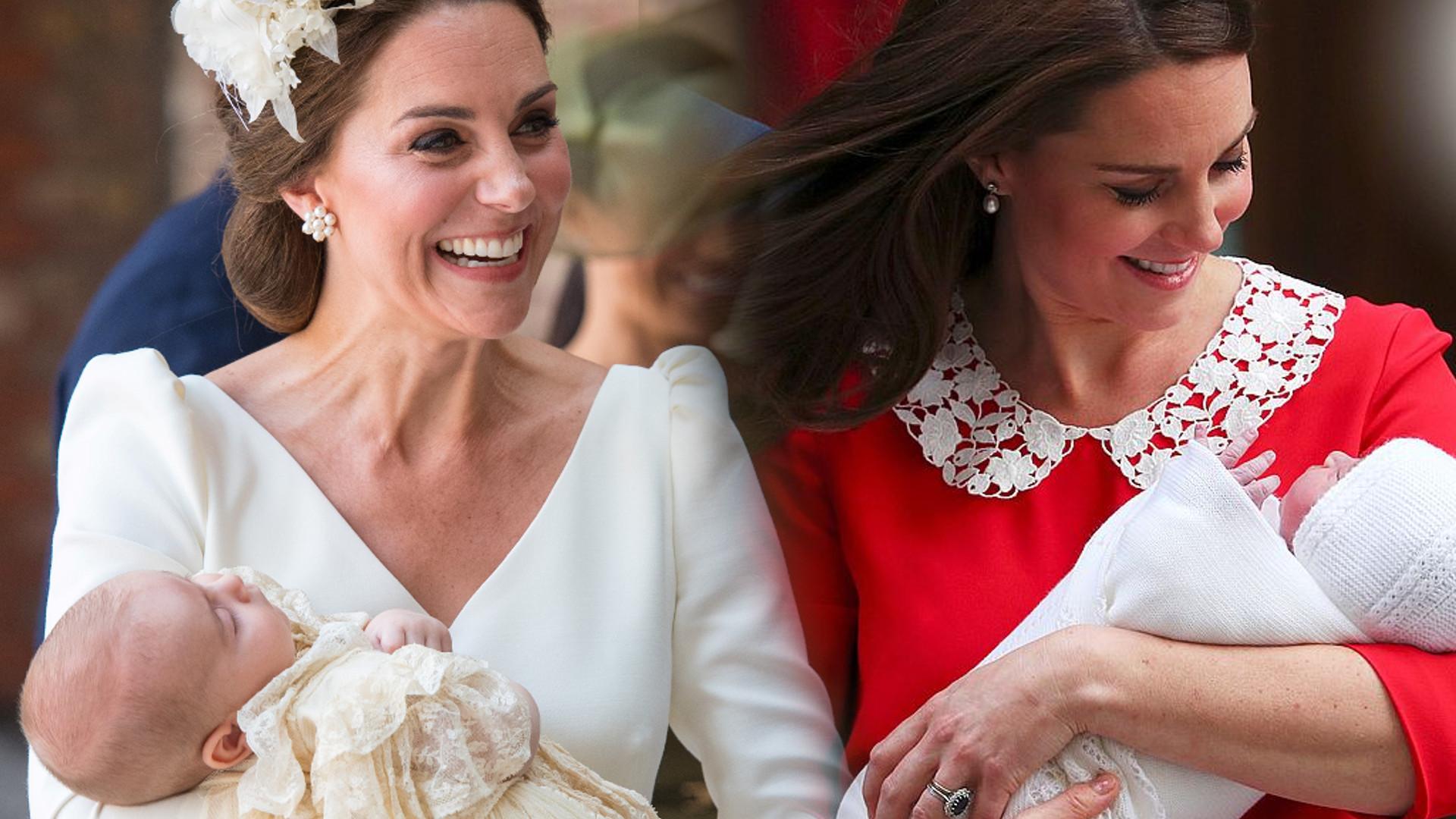 Księżna Kate zdradziła WAŻNY szczegół na temat Louisa