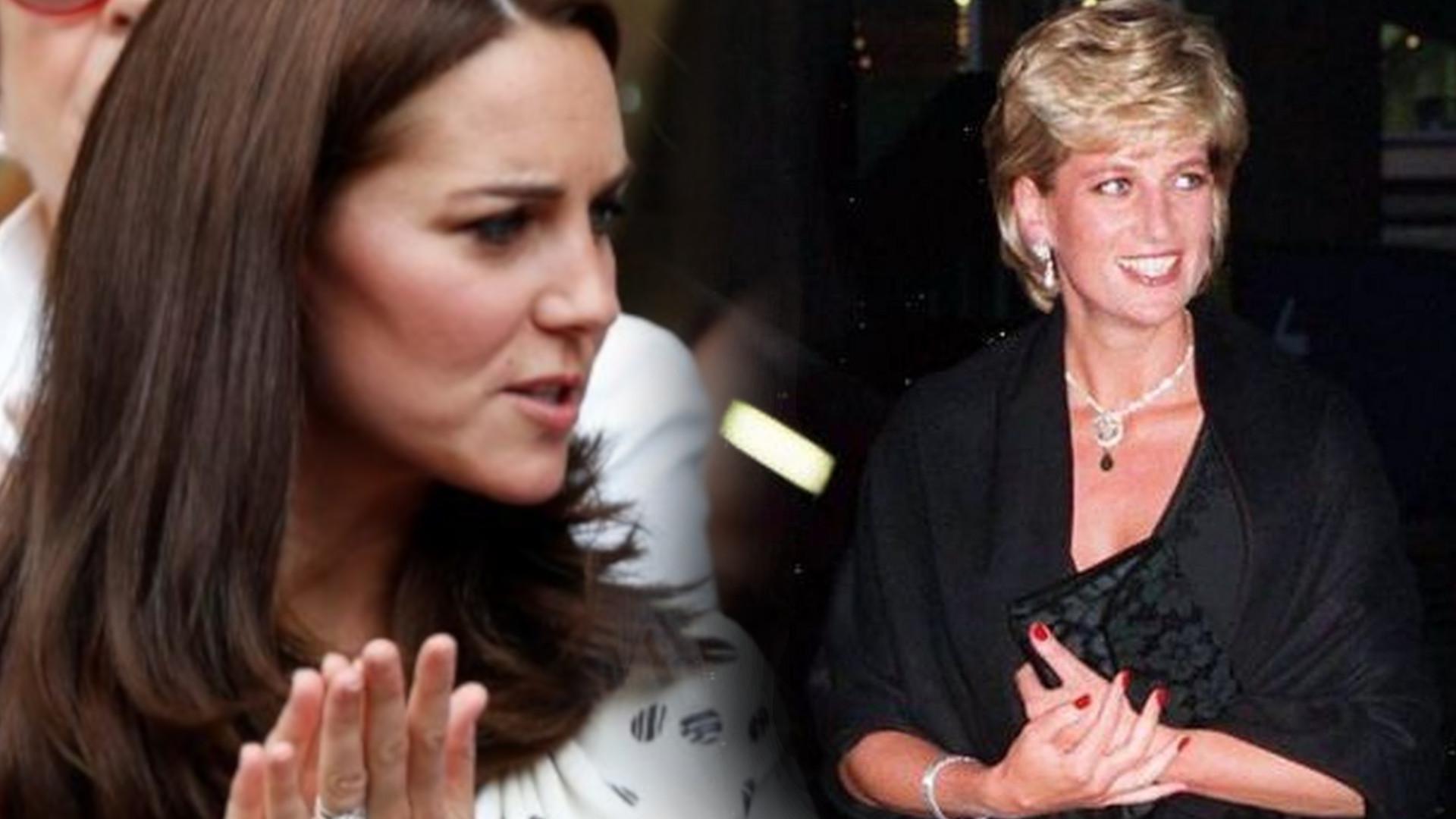 SKANDAL! Matka Kate Middleton obraziła księżną Dianę