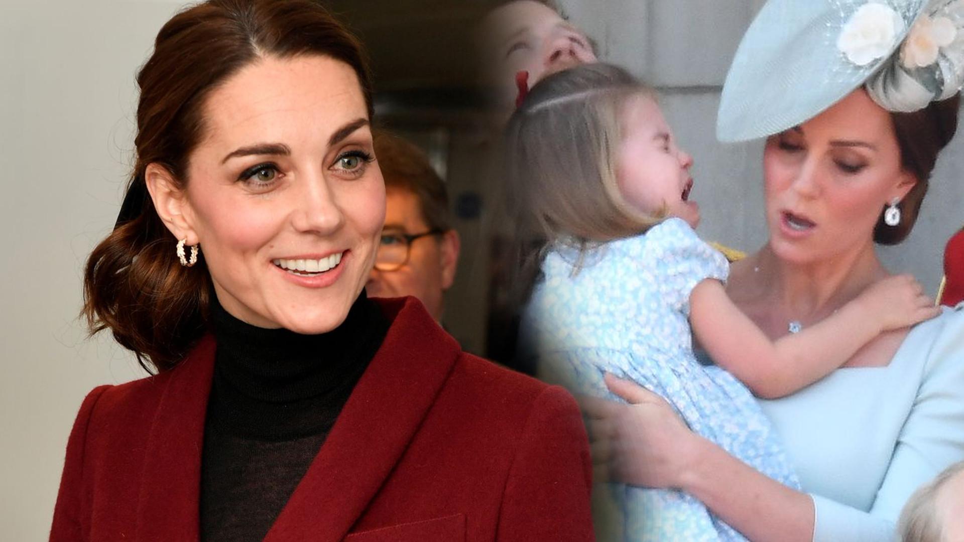 Nie uwierzycie, dokąd księżna Kate zaprowadziła Charlotte. Ludzie byli w SZOKU
