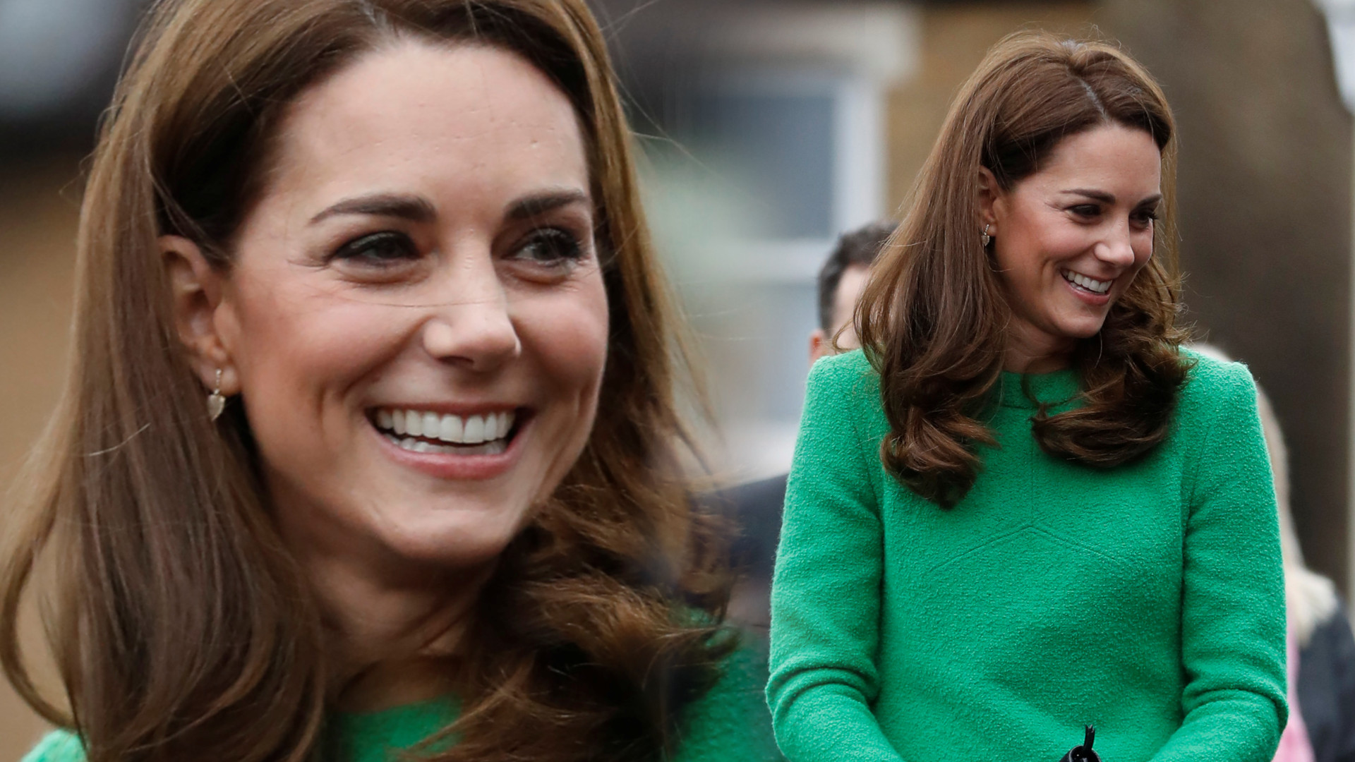 Księżna Kate w ODWAŻNYCH botkach – zmienia styl? (ZDJĘCIA)