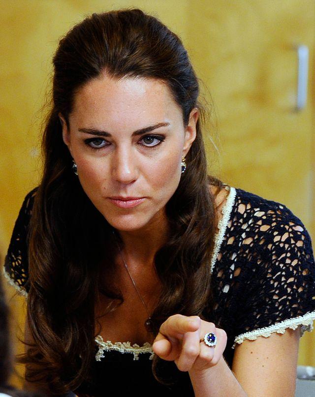 Dlaczego Kate Middleton NIGDY nie pomaluje paznokci na czerwono?