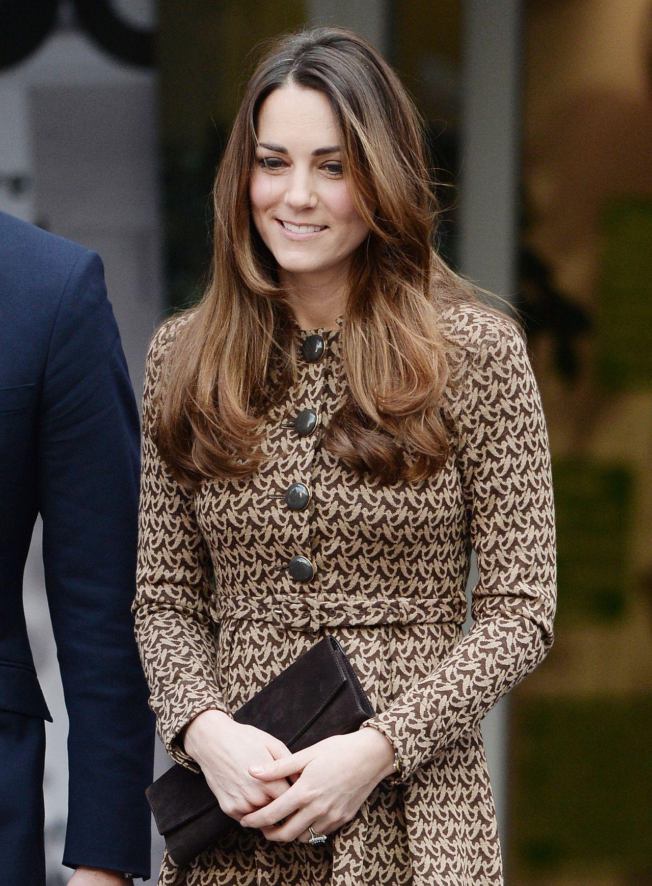 Wiemy, jakie jest ulubione DANIE Kate Middleton