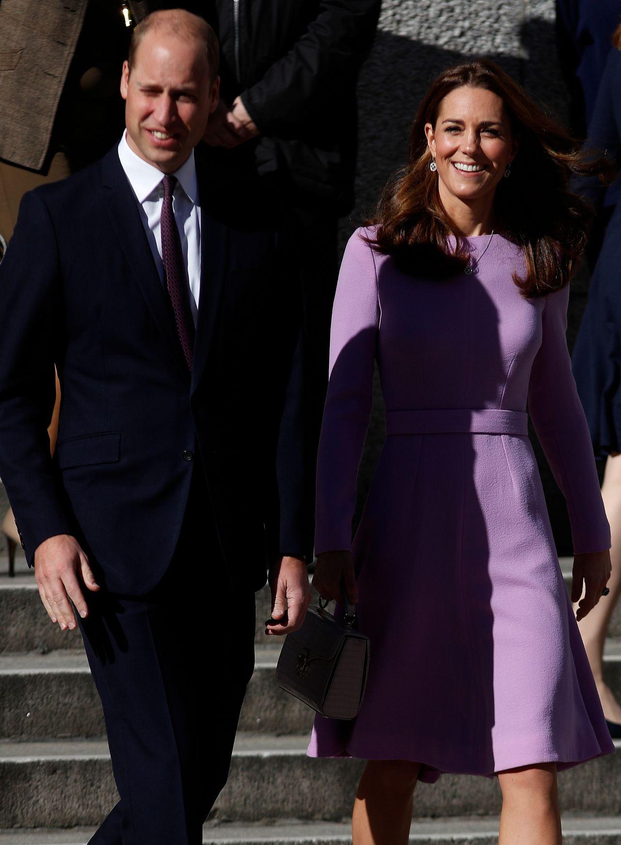 Matka Kate Middleton o Williamie: bałam się, że stracę RODZINĘ
