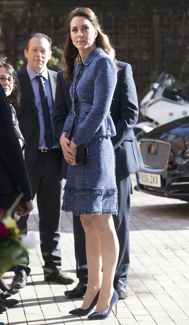O takich butach, Meghan i Kate mogą jedynie POMARZYĆ