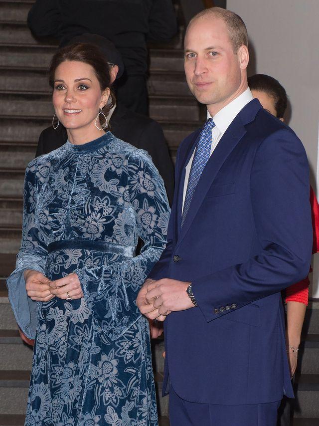 Książę William mówi o BLIŹNIAKACH, które ma urodzić Kate
