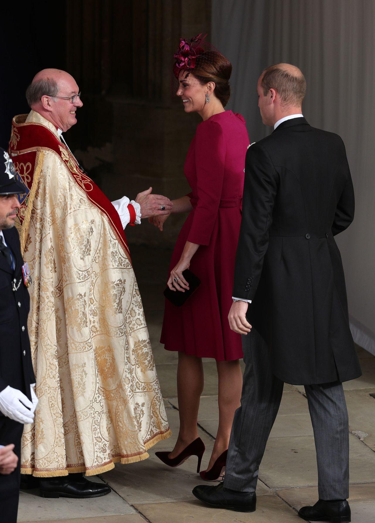 Na ślubie Eugenii mogliśmy zobaczyć pewną ZMIANĘ w relacji Kate i Williama