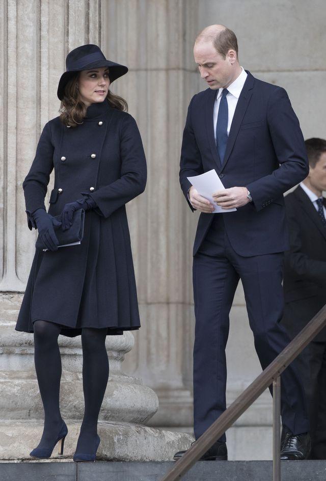 Księżna Kate bardzo stresuje się przed porodem