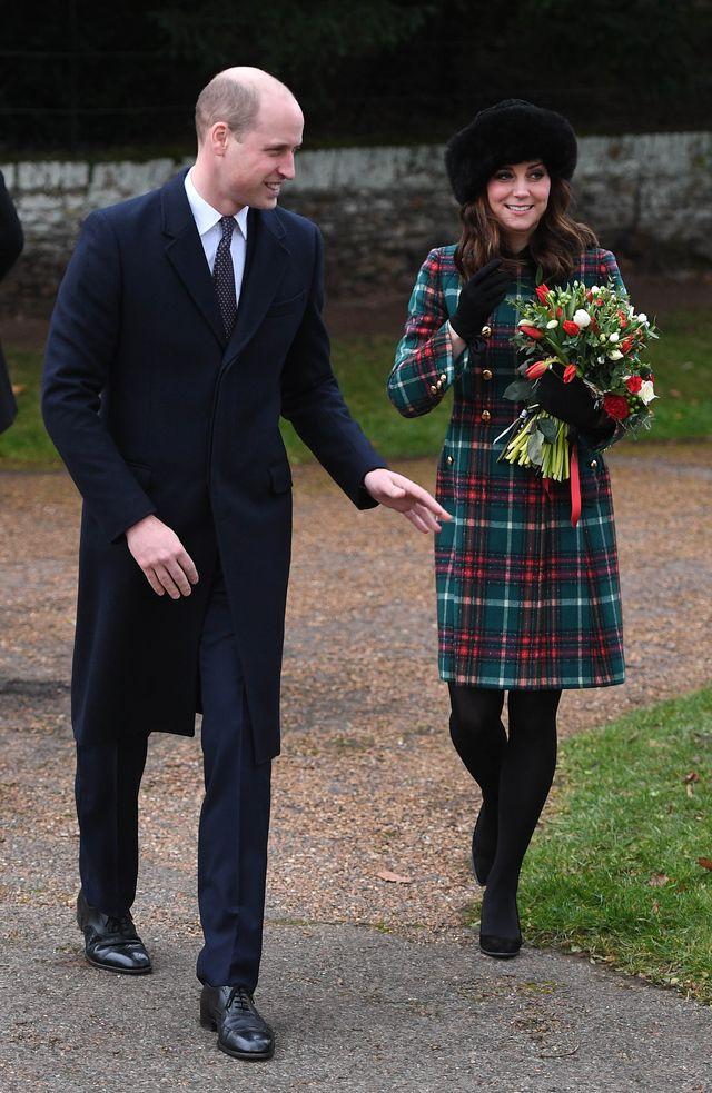 William zostawił Kate samą tuż przed PORODEM