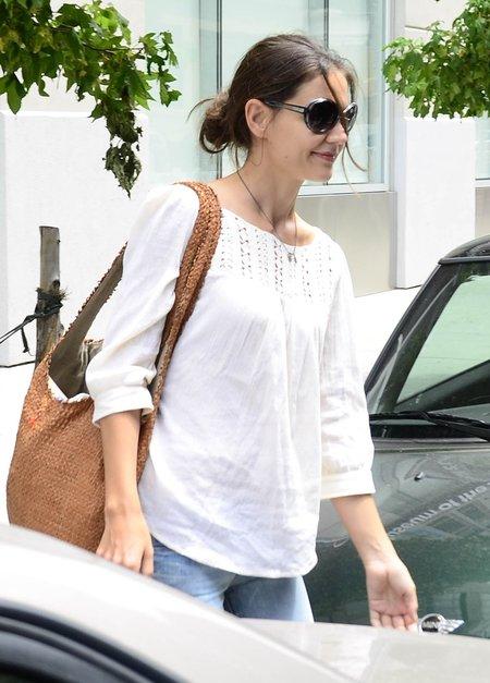 Katie Holmes potajemnie spotyka si� z Chrisem Kleinem?