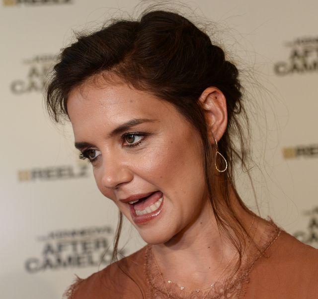 Katie Holmes wyszła za mąż! Dlaczego nie powiedziała nic Tomowi?