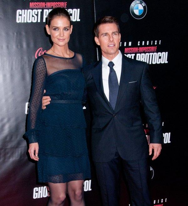 Tom Cruise nie chce mieć więcej dzieci