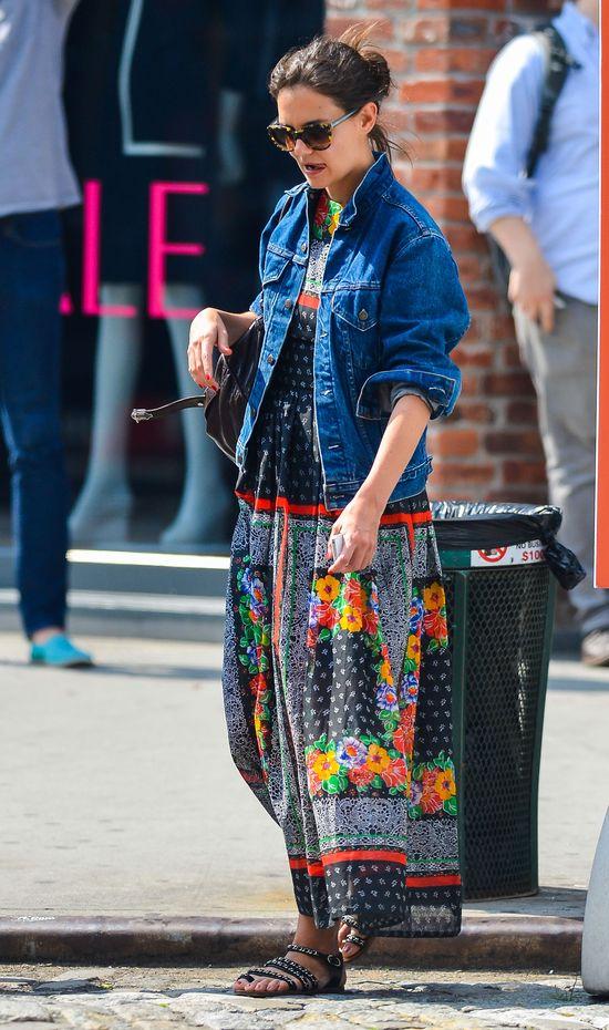 Katie Holmes znalaz�a bratni� dusz� (FOTO)
