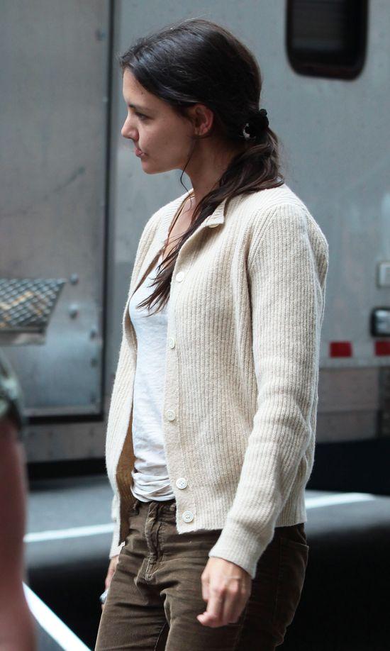 Katie Holmes jako chora psychicznie (FOTO)