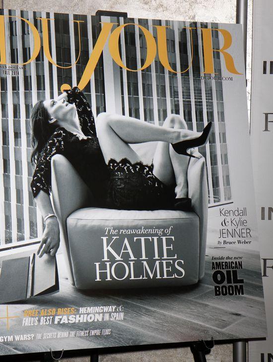 Katie Holmes znowu się odchudza? (FOTO)