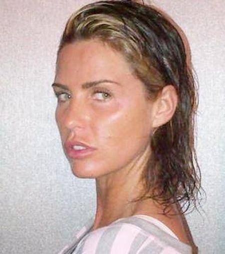 Gwiazda bez przedłużanych włosów (FOTO)