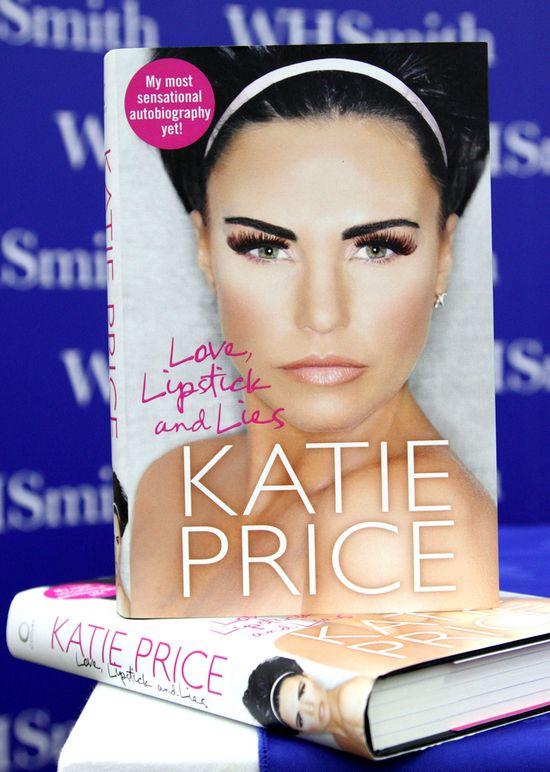 Katie Price już wróciła do pracy (FOTO)