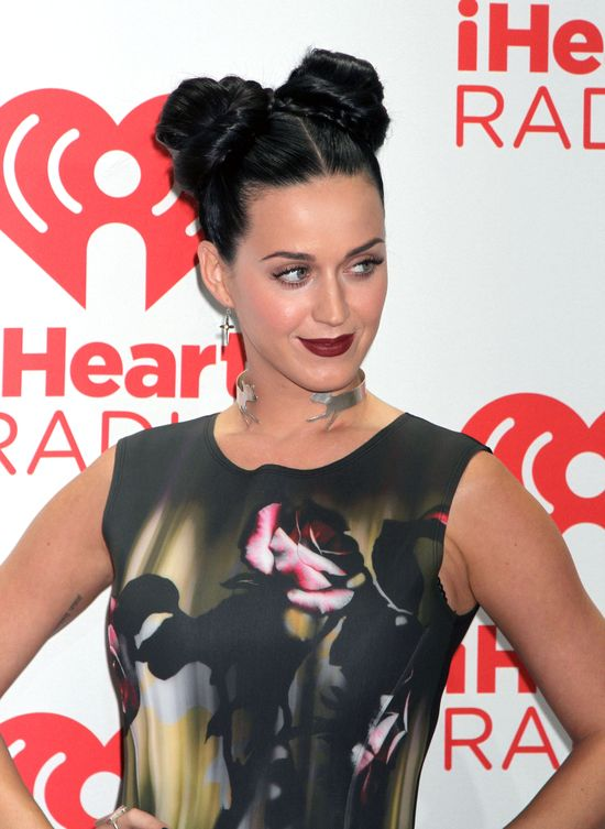 Katy Perry: Chcę być żenską wersją Bruno Marsa  (VIDEO)