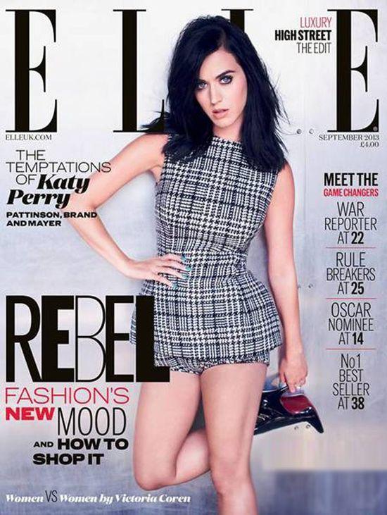 Katy Perry o Rihannie: Nie mogę jej uratować