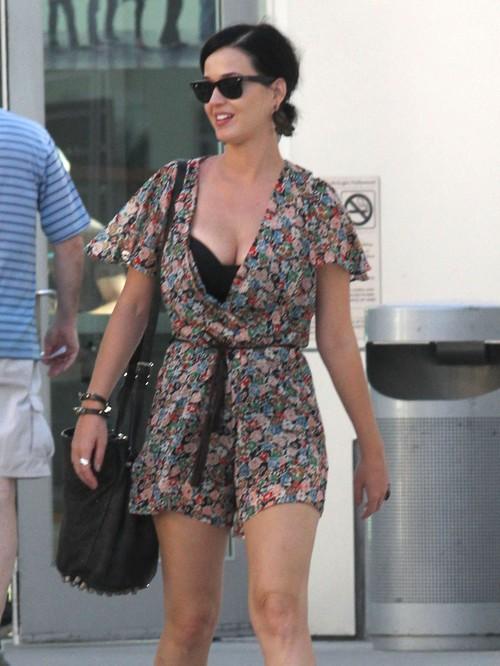 Katy Perry i John Mayer - chodzili, ale daleko nie zaszli