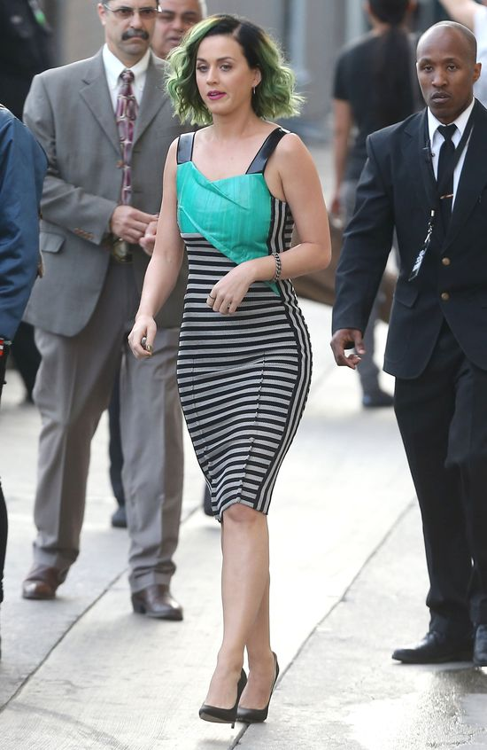 Katy Perry straciła kilka kilogramów po rozstaniu z Johnem