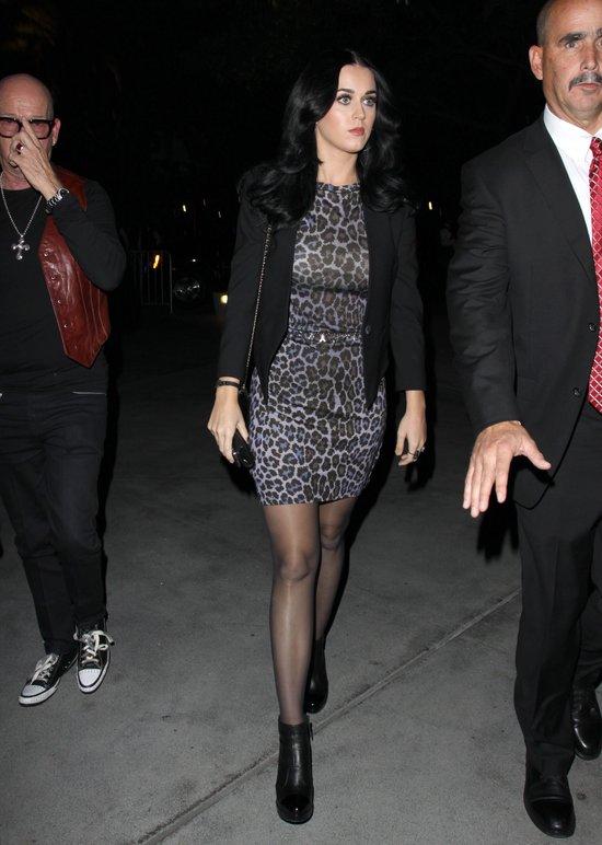 Katy Perry i Russell Brand na jednej imprezie (FOTO)