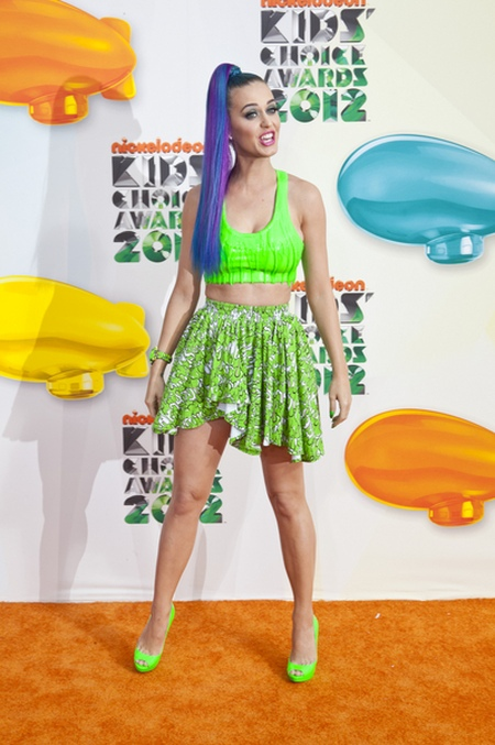 Czerwony dywan Nickelodeon's Kids' Choice Awards (FOTO)