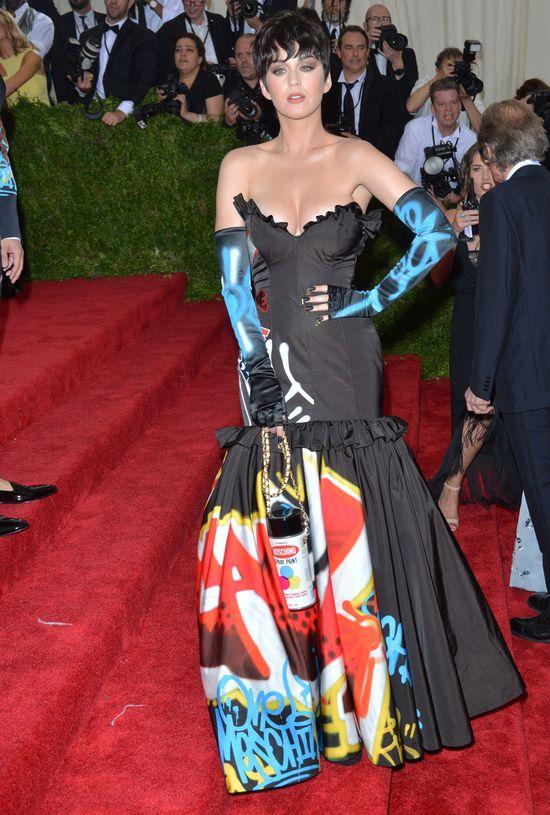 Katy Perry ma problem z zakonnicami