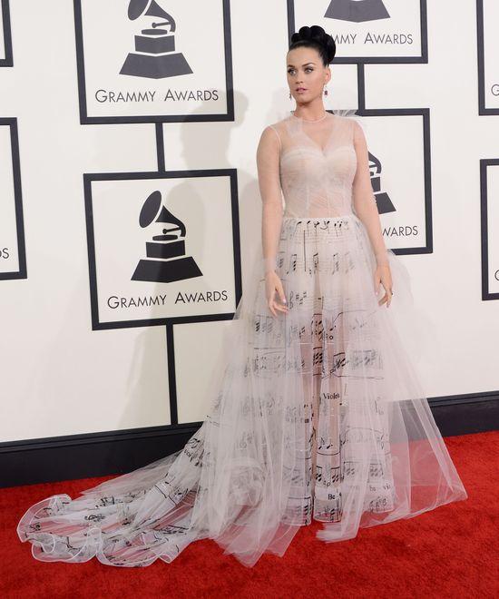 Katy Perry cała w nutkach (FOTO)