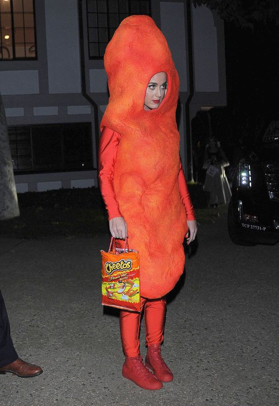 Za co przebrała się Katy Perry? (FOTO)