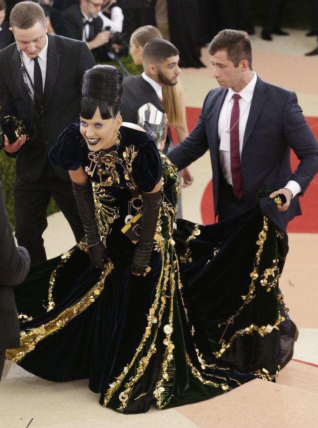 Szalone wyznanie Katy Perry na temat TEJ kreacji