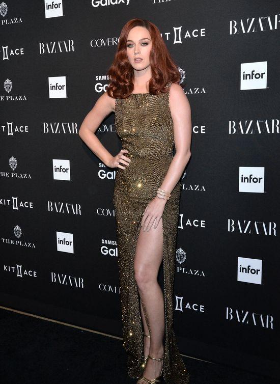 Tłumy piękności na imprezie Harper's Bazaar (FOTO)