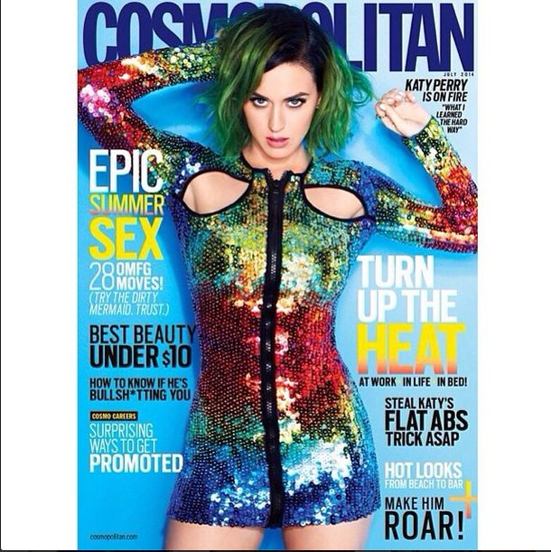 Ile najdłużej Katy Perry nie uprawiała seksu?