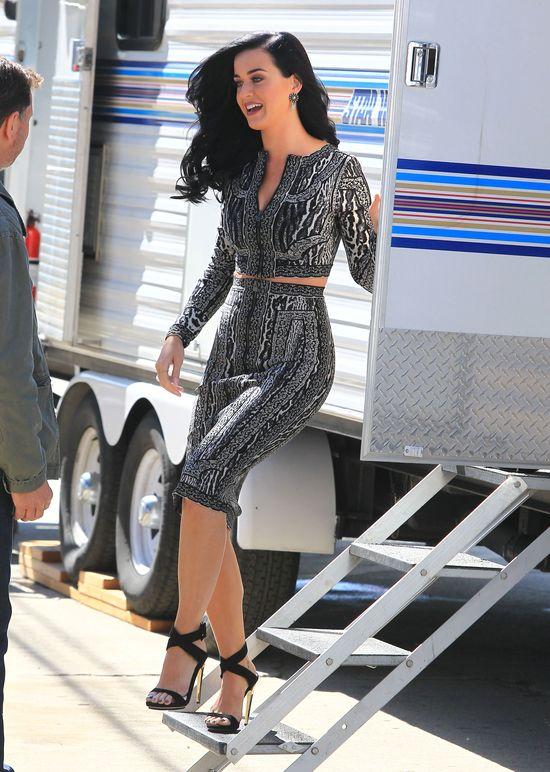 Ile czasu potrzebuje Katy Perry na zrobienie makijażu?