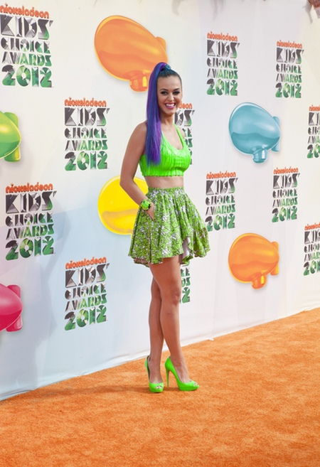 Czerwony dywan Nickelodeon's Kids' Choice Awards (FOTO)
