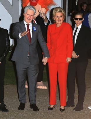 NAJLEPSZY kostium Halloween 2016? Katy Perry jako Hillary Clinton (FOTO)