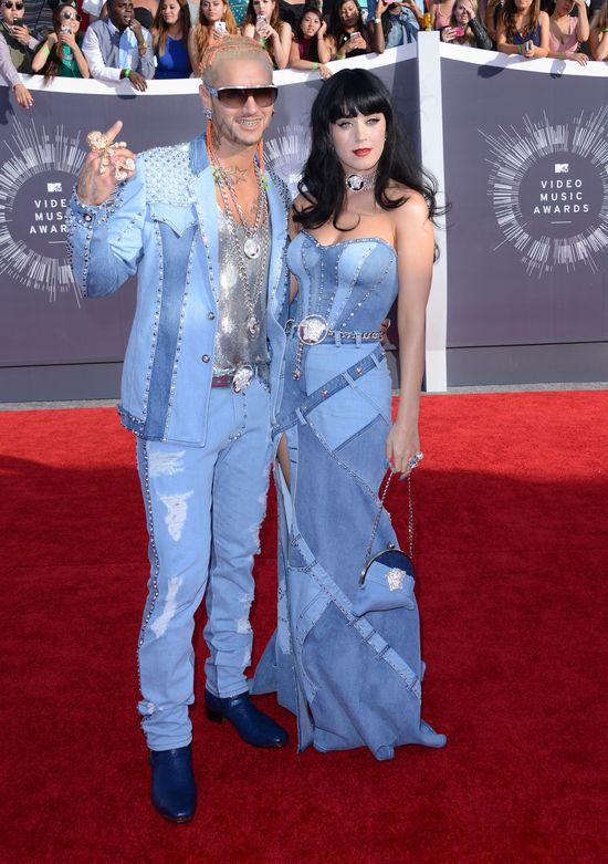 Katy Perry i jej chłopak niczym Britney i Justin (FOTO)