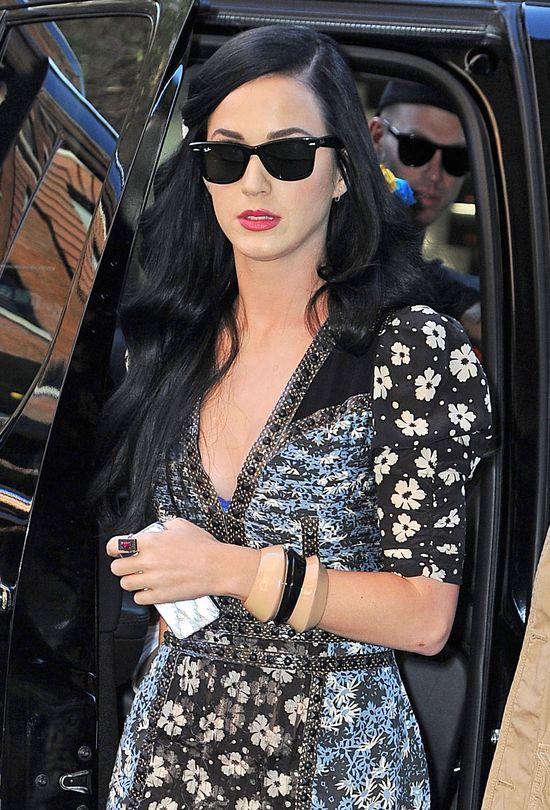Katy Perry pokazała dekolt