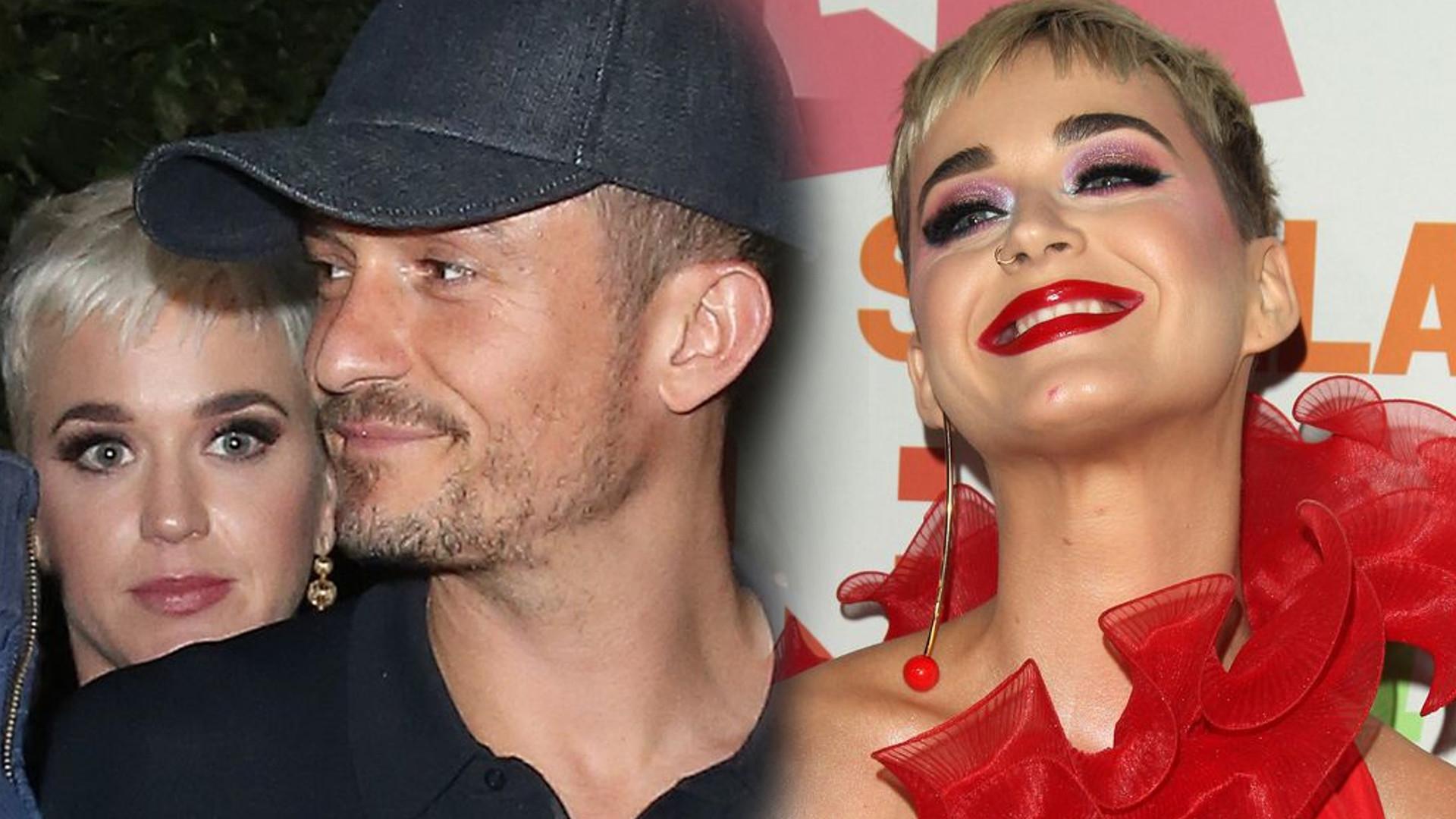Katy Perry i Orlando Bloom ZARĘCZYLI się! Pierścionek jest NIETYPOWY