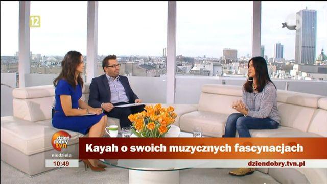 Kayah jest na bardzo restrykcyjnej diecie