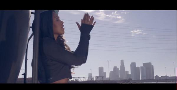 Patricia Kazadi i jej kalifornijski sen (VIDEO)