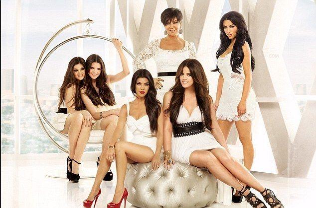Klan Kardashian�w zarobi ponad 40 milion�w dolar�w
