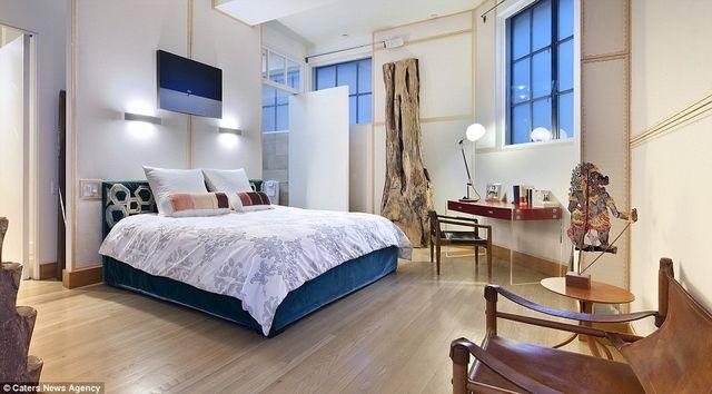 Nowojorski apartament Keiry Knightley urządzony jest w wyjątkowym stylu