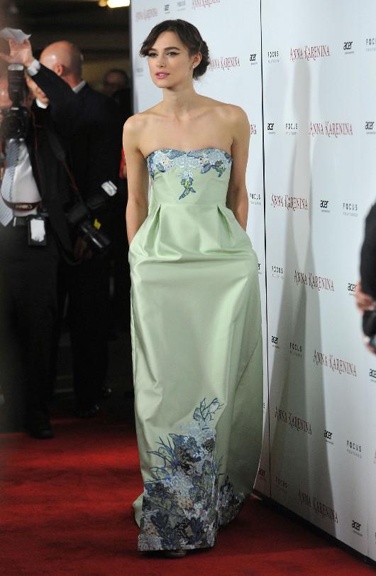 Keira Knightley wcieli się w rolę Coco Chanel
