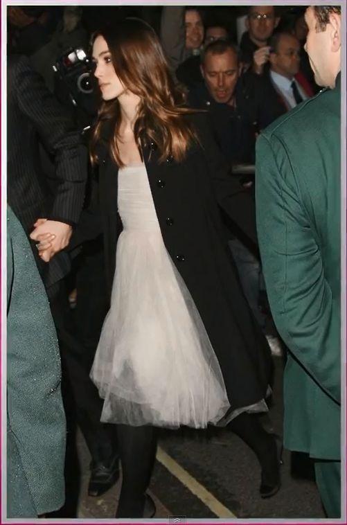 Keira Knightley założyła kilka razy sukienkę ślubną (FOTO)